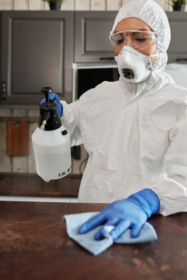 Les ustensiles pour désinfecter efficacement votre maison